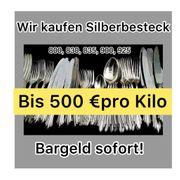 Silberbesteck verkaufen bis 500 - kg