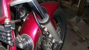 Yamaha XJ 600S Neuwertig