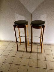 Stuhl Hochstuhl Barstuhl Holz Tischler