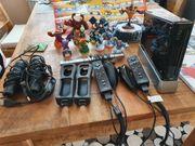 Wii Spielekonsole Spiele Top Zustand