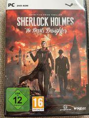 Sherlock Holmes - The Devils Daughter