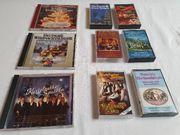 Weihnachts CDs und Weihnachtskassetten