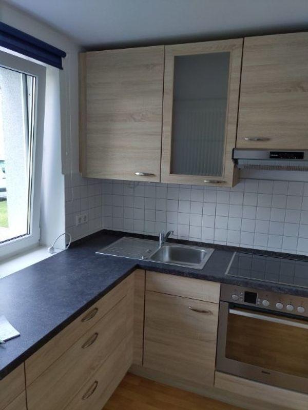 Küche, Einbauküche mit Elektrogeräten in Geretsried ...