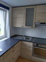 Küche Einbauküche mit Elektrogeräten