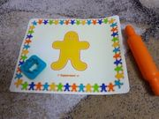 Tupperware Teigrolle Backunterlage Teigunterlage Kinder
