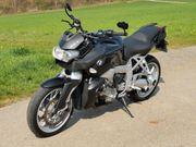 BMW K1200R Motorrad mit Superbike