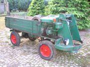 Dieselameise DK 2002 Dieselkarre
