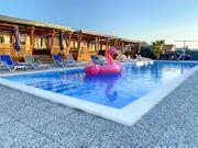 Ferienhaus Kroatien Pool Strand Meer