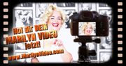 Marilyn Monroe Double Video - Das