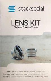 Lens Kit - Linsen für das