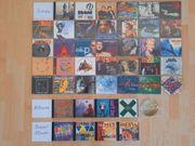 43 CDs Musik CD 80er
