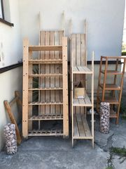 Regale Brennholz