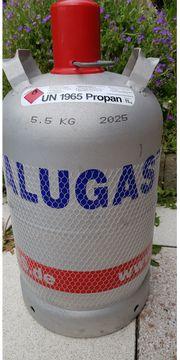 Campinggasflasche 11 kg Aluminium
