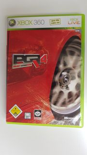 Project Gotham Racing 4 für