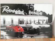 Rosies Diner Bild auf einem