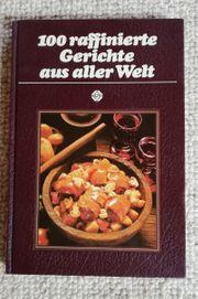Nostalgisch 70er Kochbuch 100 raffinierte