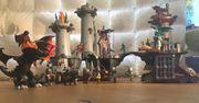 Playmobil Ritterburg mit Drachen und