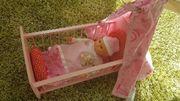 Puppenbett Puppe my BABY bee