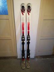 K2 Ski mit Tourenbindung