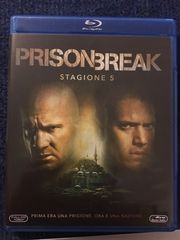 Prison Break Staffel 5 Blu-ray