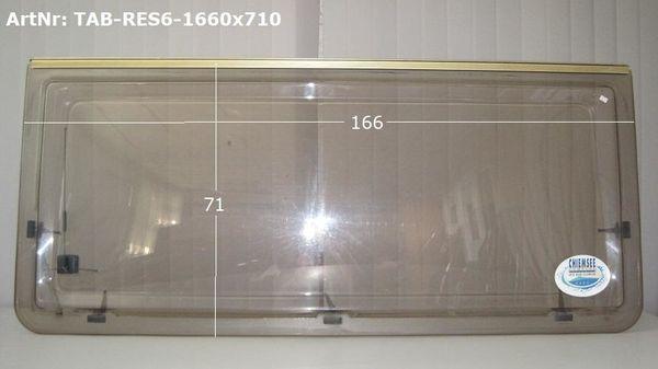 Tabbert Wohnwagenfenster 166 x 71