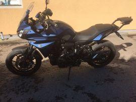 Yamaha über 500 ccm - Yamaha Tracer 700