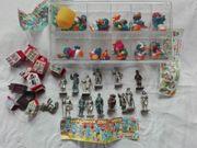 Sammlung Ü-Eier Figuren