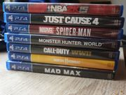 PS4 Games VB 20 EUR