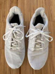 Puma Sneaker weiß Größe 42