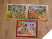 Kinder Puzzle 3Stück