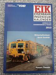 EIK - Eisenbahn Ingenieur Kalender 2013 -