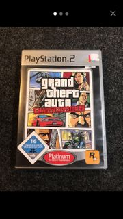 Playstation 2 PS2 GTA Grand