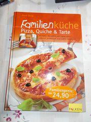 FamilienKüche Pizza Quiche Tarte