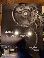 ASRock X470 Taichi Mainboard