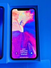 iPhone X 256 GB wie