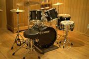SONOR-Schlagzeug PAISTE-Becken