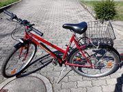 Fischer Fahrrad Damen 26 Zoll