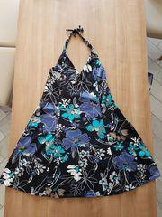 YESSICA Sommerkleid Gr 44 schwarz