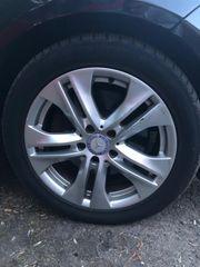Mercedes Felgen 17 Zoll