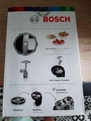 Bosch optimum Würfelschneider