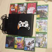 Xbox one mit Zubehör und