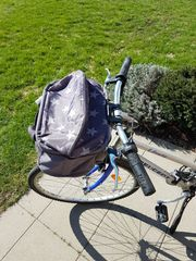 Fahrrad-Tasche Lenkrad-Tasche Lenkertasche Gepäckträger