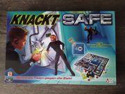 Mattel Brettspiel - Knackt den Safe