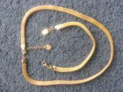 Armband und Kette