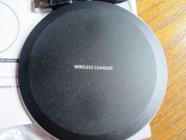 Ladekabel - Wireless Charger Kabellose Ladestation
