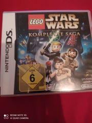Nintendo ds spiel Lego star