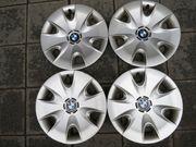 4 Stück original BMW 1er