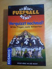 Fussball - Die wilden Kerle - Quizspiel