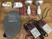 2x 70 W SolarRaptor EVGs