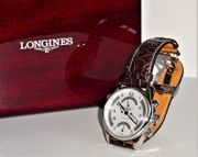 LONGINES Master Collection Retrograde Armbanduhr